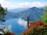 那須山系の展望