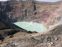 阿蘇山火孔