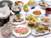 夕食 懐石料理